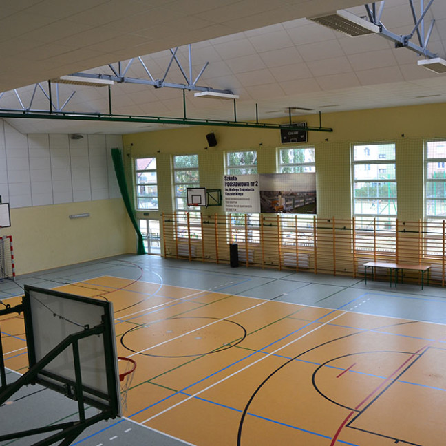 Reda - Sala Gimnastyczna przy SP 2