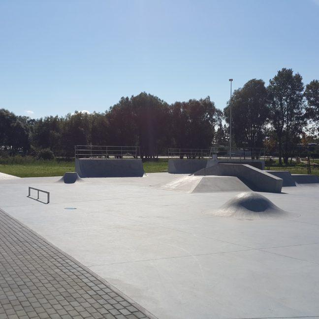 Drozdy / Tarczyn Skatepark