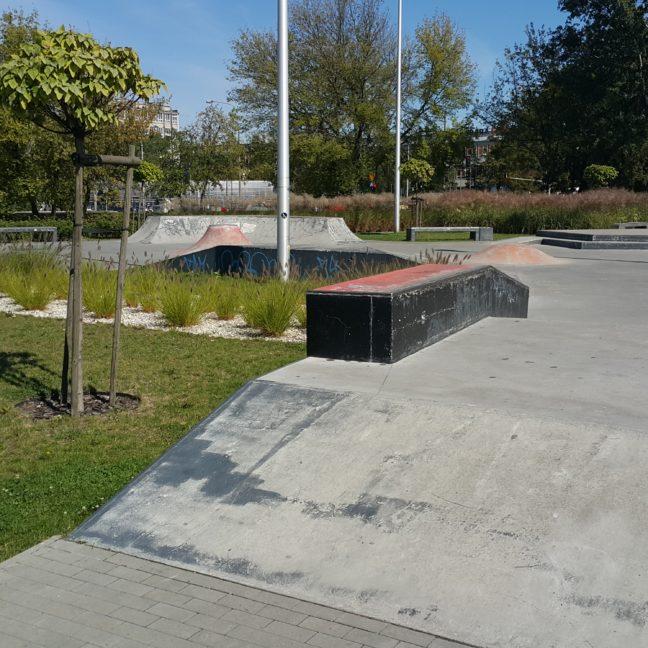 Skatepark Piaseczno