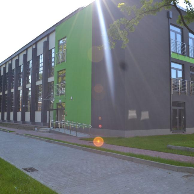 Kobyłka - Hala Sportowa przy ZSP 3