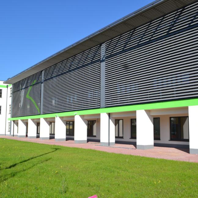 Kobyłka - Hala Sportowa przy ZSP 3 - Światłołamacze
