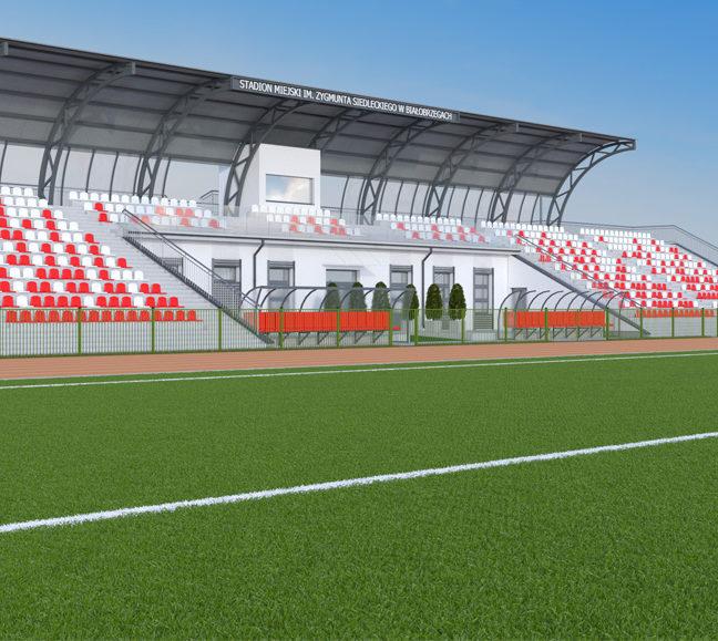 Białobrzegi Stadion Miejski