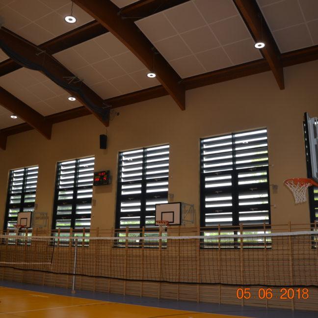 Wągrowiec - Sala Gimnastyczna